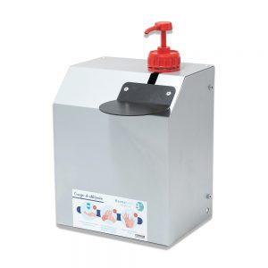 dispensador de gel manual