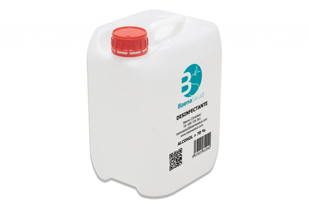 gel hidroalcoholico 1000ml